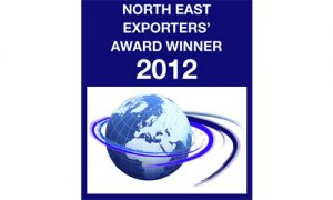 North East Exporters Award Winner 2012