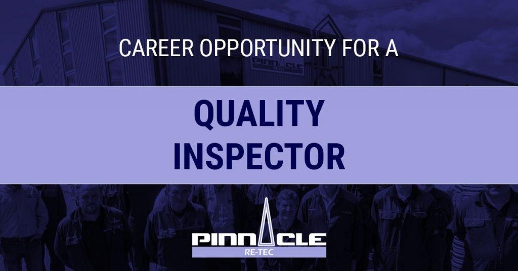 Pinnacle-Re-Tec-Quality-Inspector