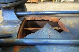 Case Study - Vacuum Pump Repair-damaged 1