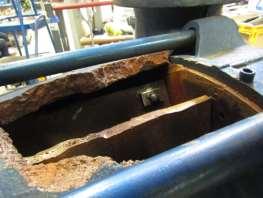 Case Study - Vacuum Pump Repair-damaged 2